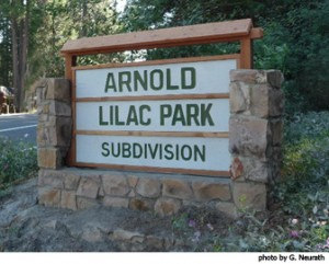 Lilac Fire Update Cal Fire >> Arnold Lilac Park Homeowners Association | Page 11